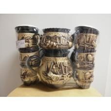 Székejská korondská keramika