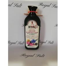 Babička Agafa- Jemný šampón vyživujúci na farbené a poškodené vlasy 350ml