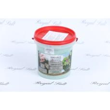 Kúpeľová soľ s borovicou a bazalkou a prírodným bahnom 1,5kg