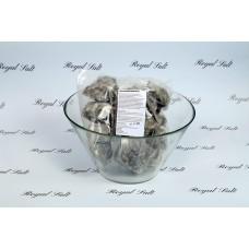 Parajdská 100% prírodná soľ 2kg s misou